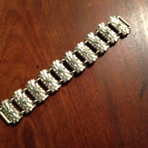 Mexican Silver Bracelet