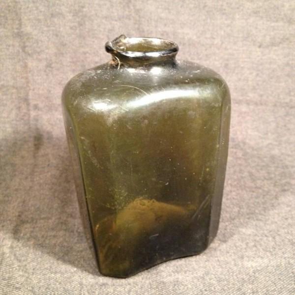 Blown Glass Snuff Bottle