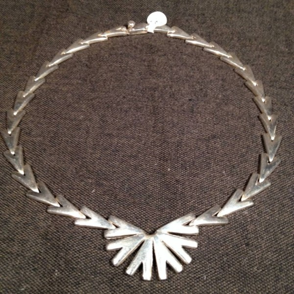 Mexican Sterling Necklace