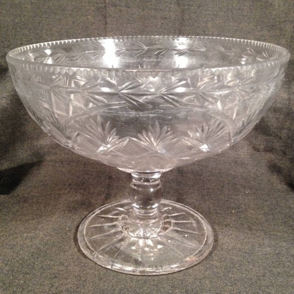 Pittsburgh Glass Compote