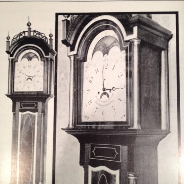 John M. Weidemeyer, Fredericksburg Clock
