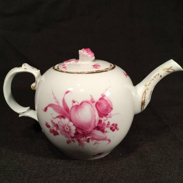 Furstenberg Porcelain Teapot