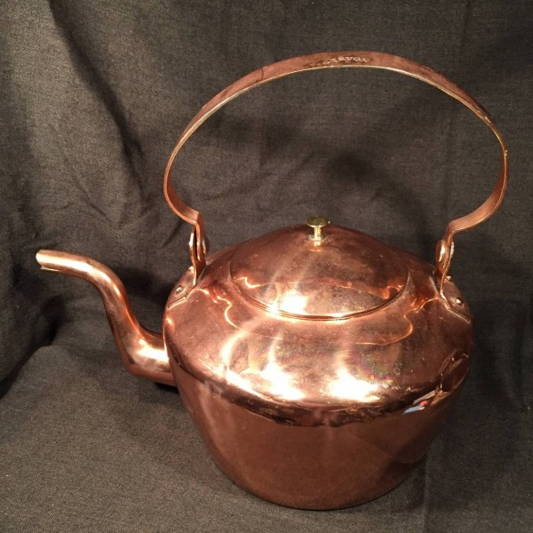 George Tryon, Philadelphia, Copper Kettle