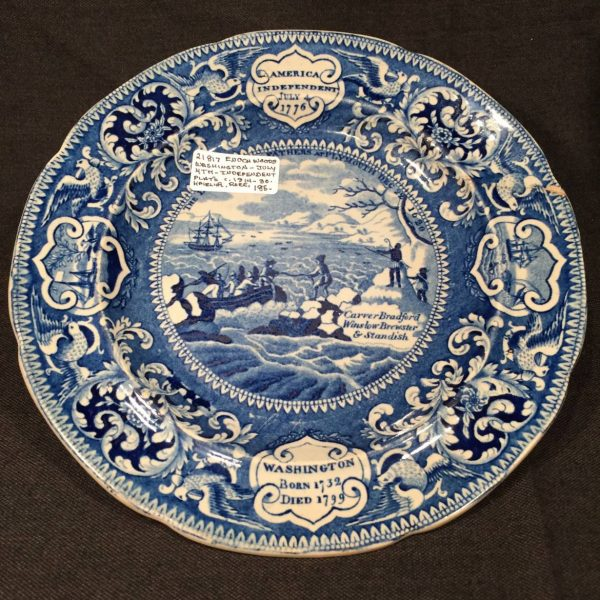 Enoch Wood & Sons Historical American Staffordshire