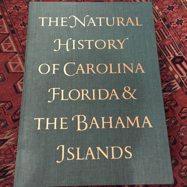 Mark Catesby, The Natural History of Carolina, Florida & The Bahama Islands