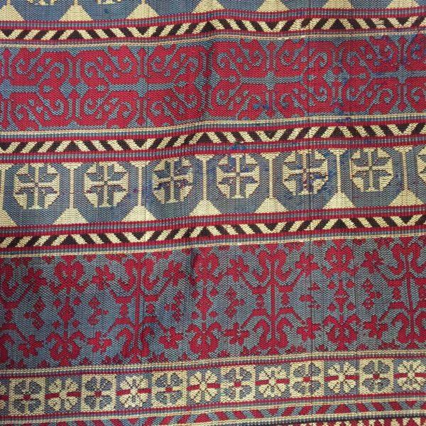 Tunisian Silk Veil, Ajar