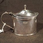 image of New York Coin Silver Sugar Sifter