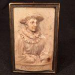 image of Gifford Beal, Watercolor Souvenir of Jamestown
