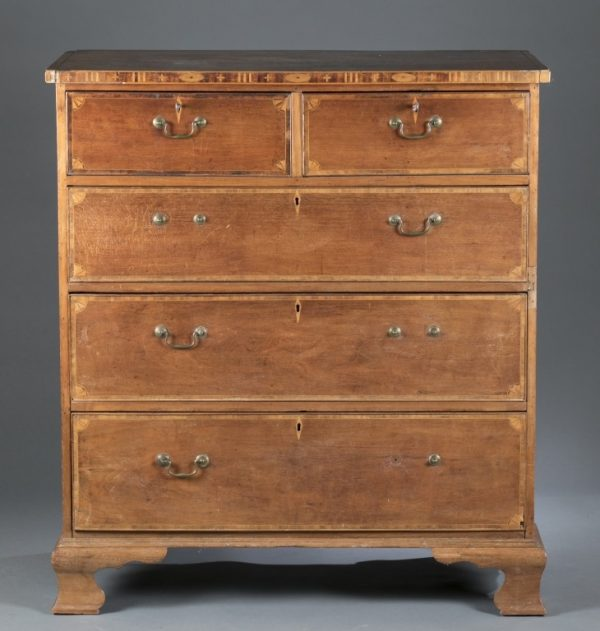 """James Beck Furniture, Stamped """"J. Beck"""""""
