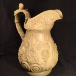 image of Warrington Pottery Lustreware Jug