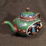 image of Rufus Dunham, Westbrook, Maine Pewter Coffee Pot