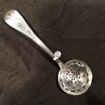 image of Reed & Barton, Love Disarmed Tea Spoon