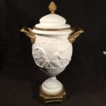 image of Wedgwood Dry White Body Vase