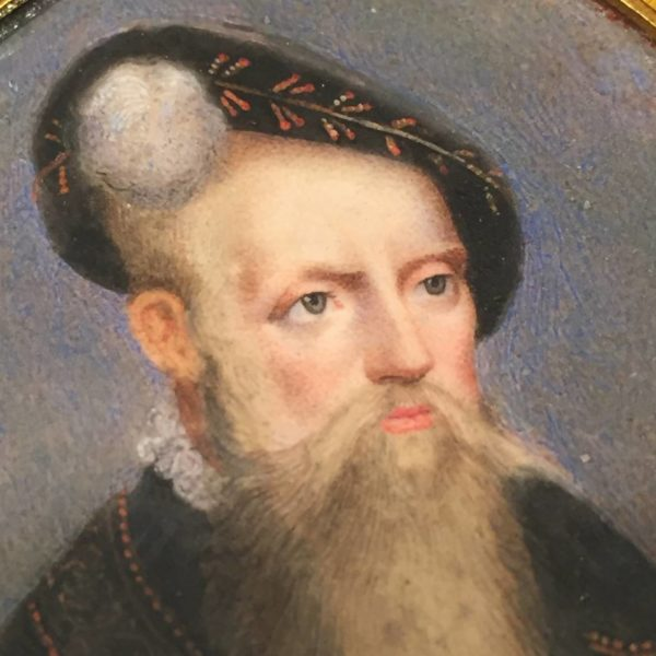 Philip II of Spain, Miniature Portrait