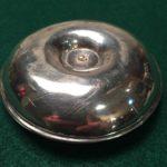 image of Pair Austrian Silver Master Salts