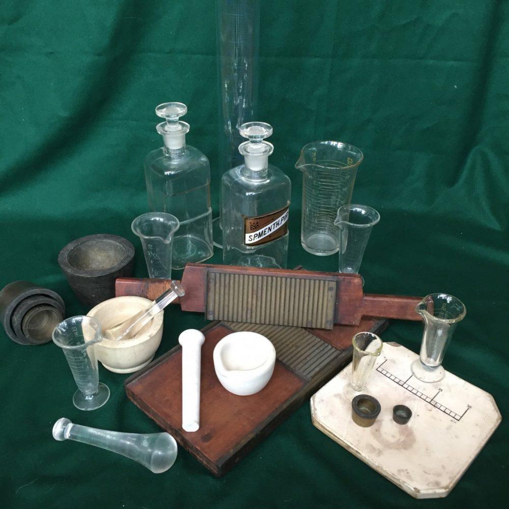 M M Lewis Drug Store Fredericksburg Va Pharmacy Collection