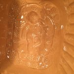 image of Armadillo Pattern Mold, The Foley Pottery, Wileman & Co
