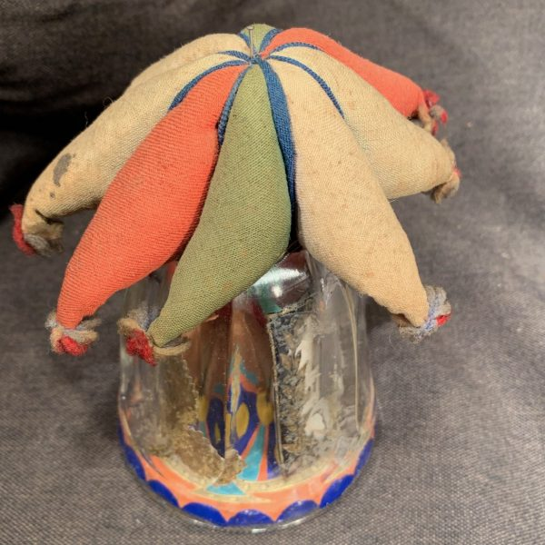 A Humorous Victorian Make-do Pin Cushion