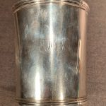 image of Louisville Ky. Coin Silver Julep Cup, John Kitts