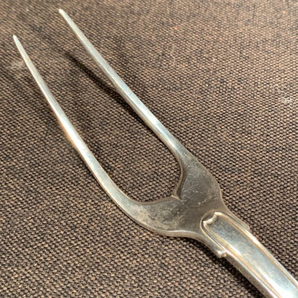 Georgian Sterling Potato Fork
