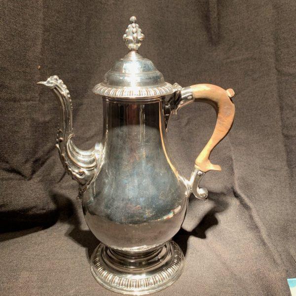 Early Sheffield Plate Coffeepot