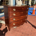 image of New England Sheraton Dressing Table