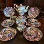 image of Pair Wedgwood Creamware Plates
