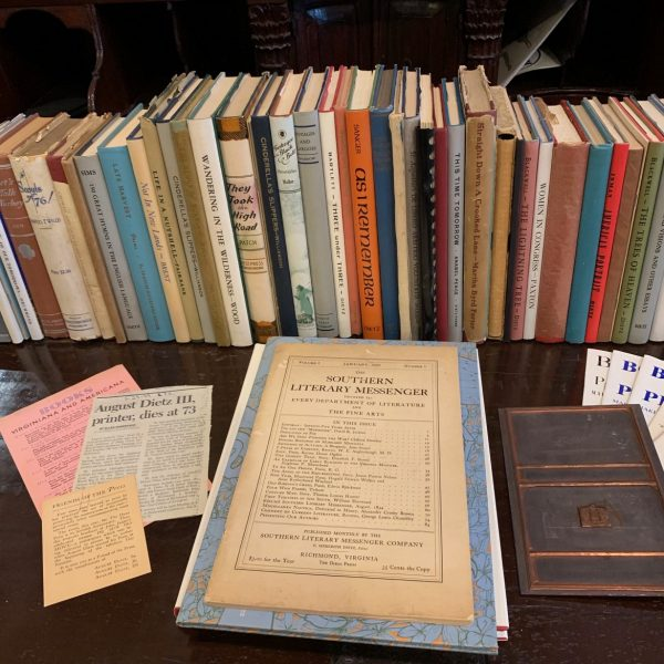 A Collection of Dietz Press Books