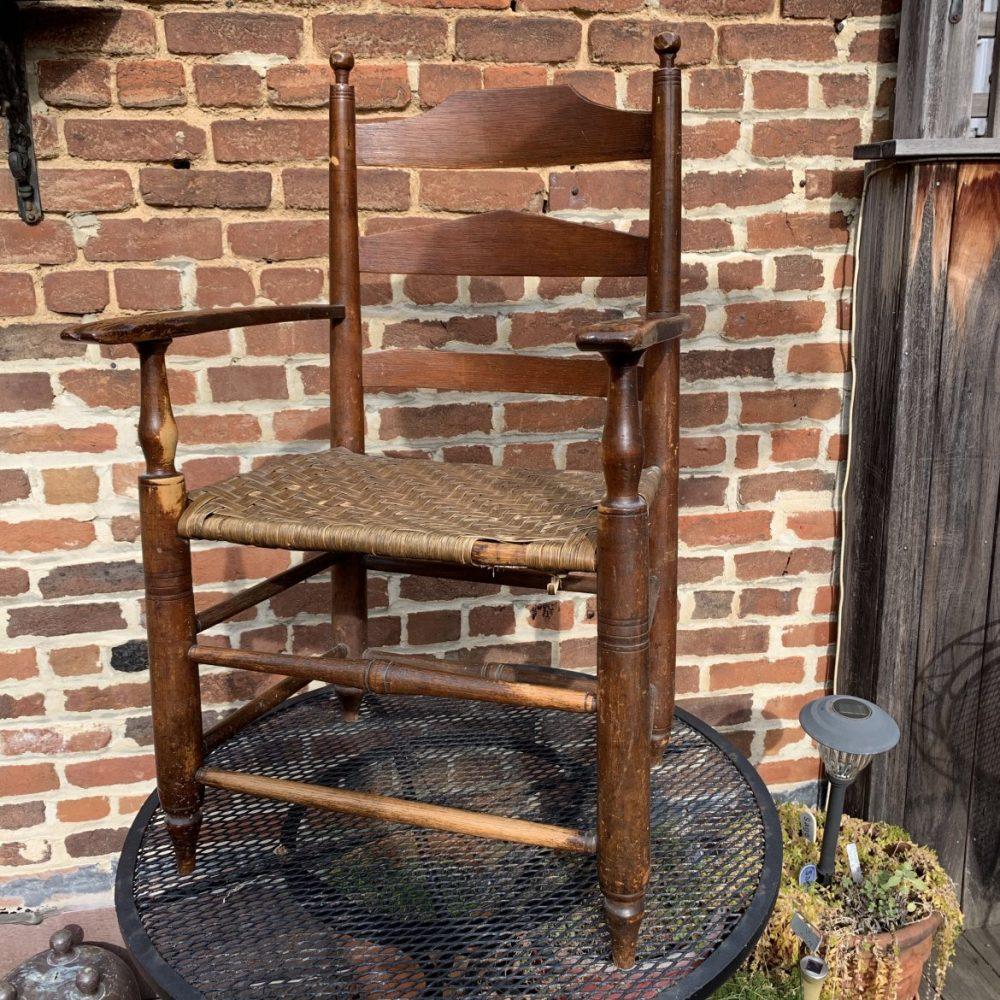 Virginia Ladder-back Armchair