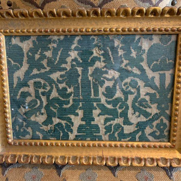 Early European Needlework Fabric