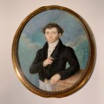 image of Miniature Portrait of Anne Campbell, June 1823