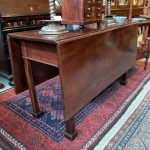 image of William IV Rosewood Writing Table