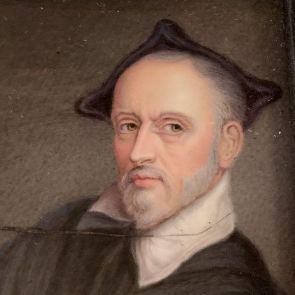 William Juxon, Archbishop of Canterbury