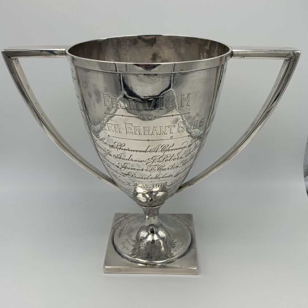 D.C. Diplomatic History in Silver