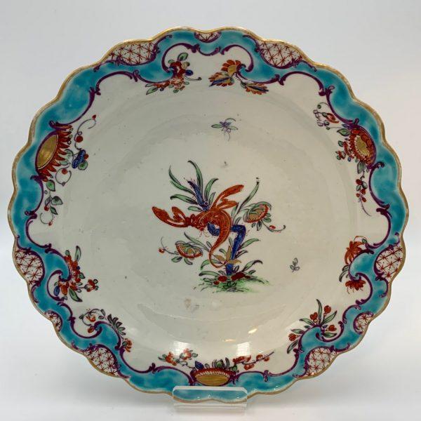 Worcester, Jabberwocky Pattern Small Plate