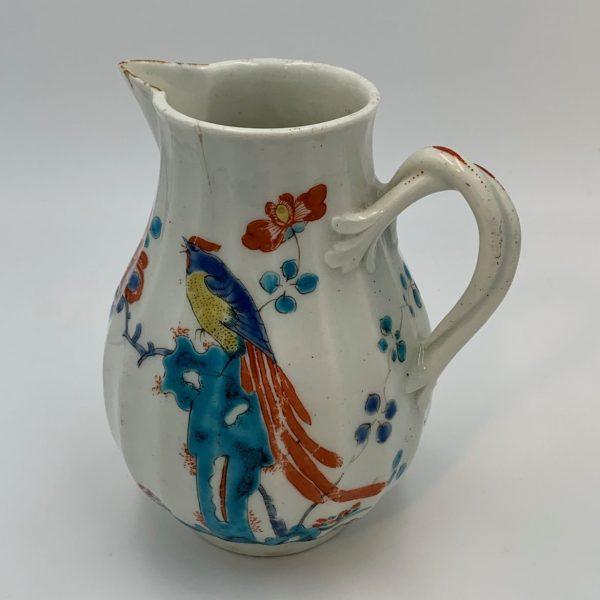 Worcester, Sir Joshua Reynolds Pattern Creamer