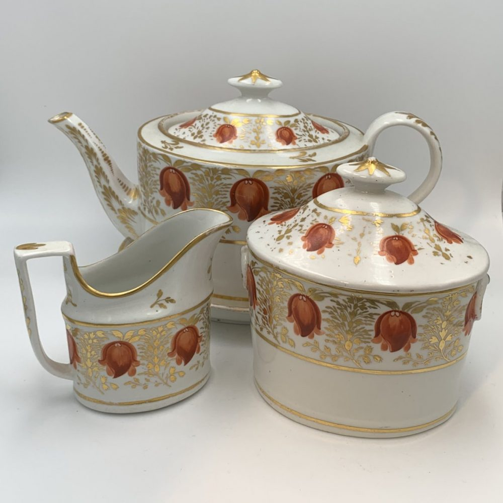 Coalport Porcelain Tea Set