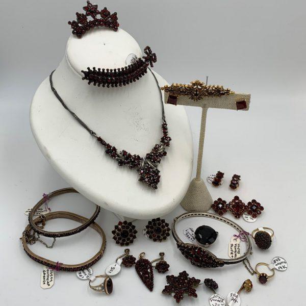 Garnets, Martha Washington's Favorite Jewelry