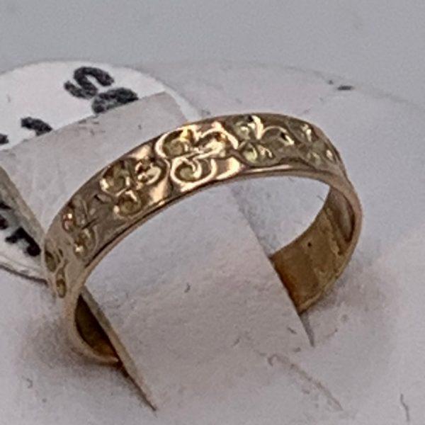 14K Child's Ring