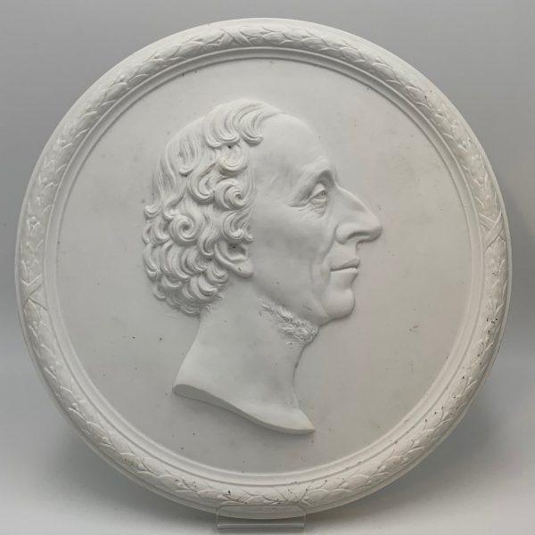 Copenhagen Plaque of Disraeli