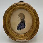 image of Biscuit Porcelain Portrait of Napoleon
