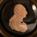 image of Limoges Porcelain Miniature of Napoleon II