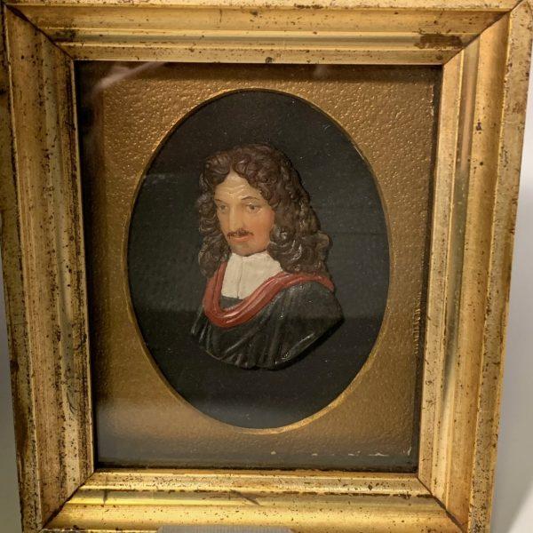 Wax Portrait of a Cavalier