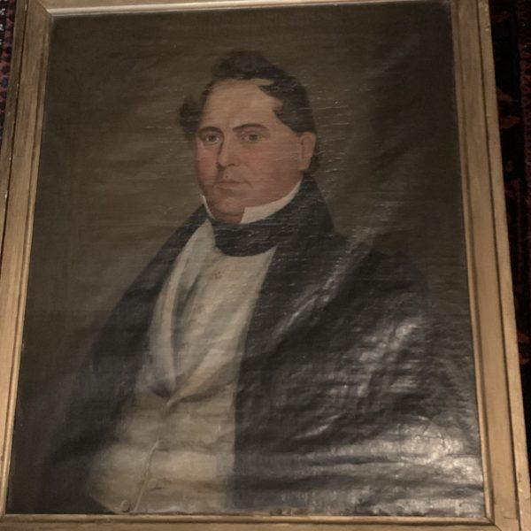 Portrait of a Virginia Gentleman, Anthony Martin Dupuy of Martinsville