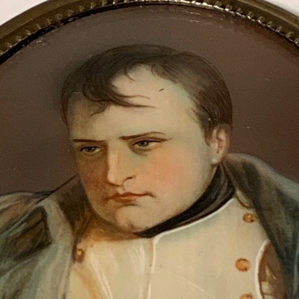 Napoleon, Miniature Portrait
