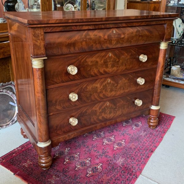 Boston Classical Chest, French Restauration Style