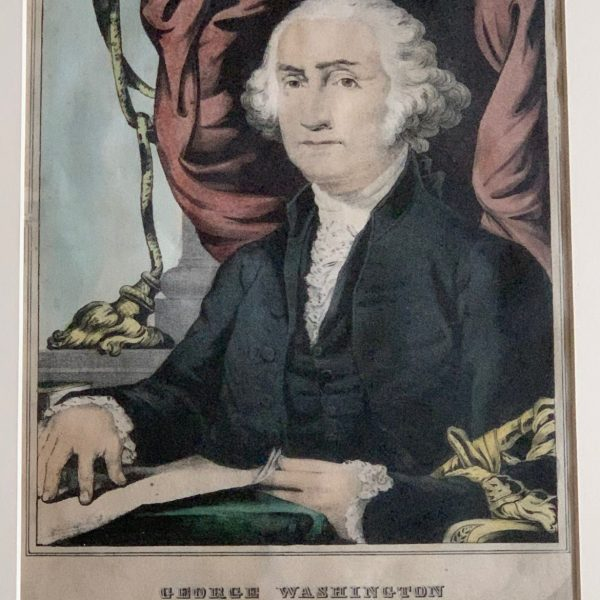 George Washington, Nathaniel Currier