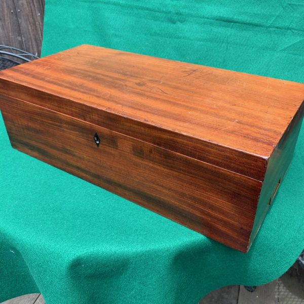 American Desk Box, Nathan Starkey, Philadelphia