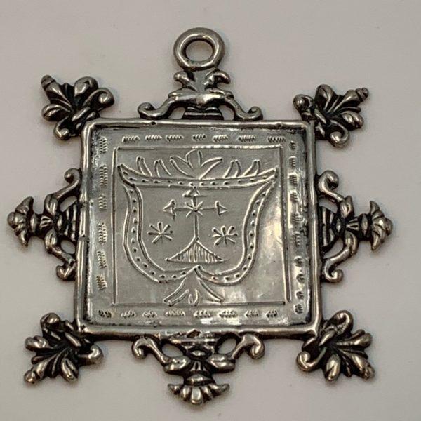 Silver Christian Medal