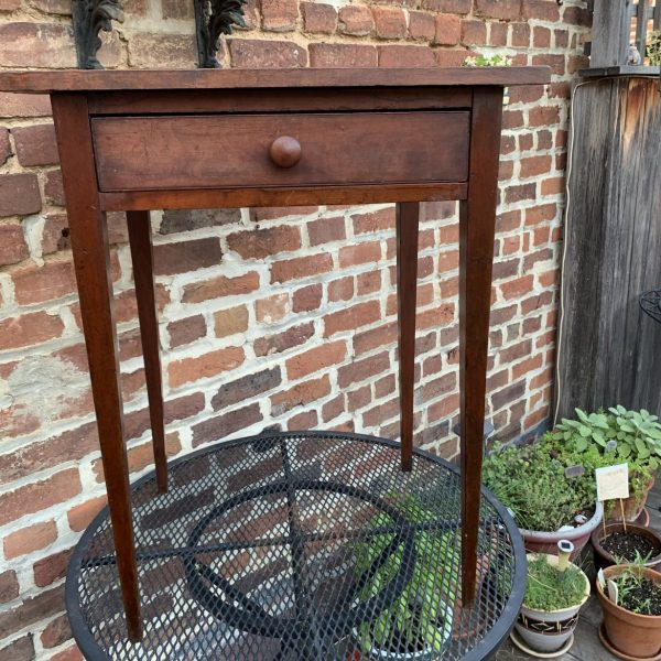 Southern Cherry One Drawer Stand